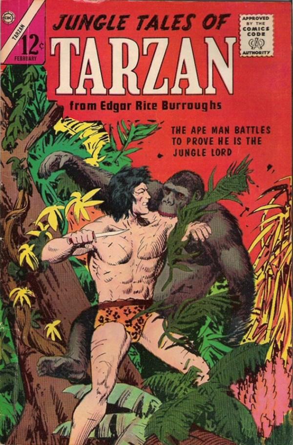 Jungle Tales of Tarzan, published in 1965