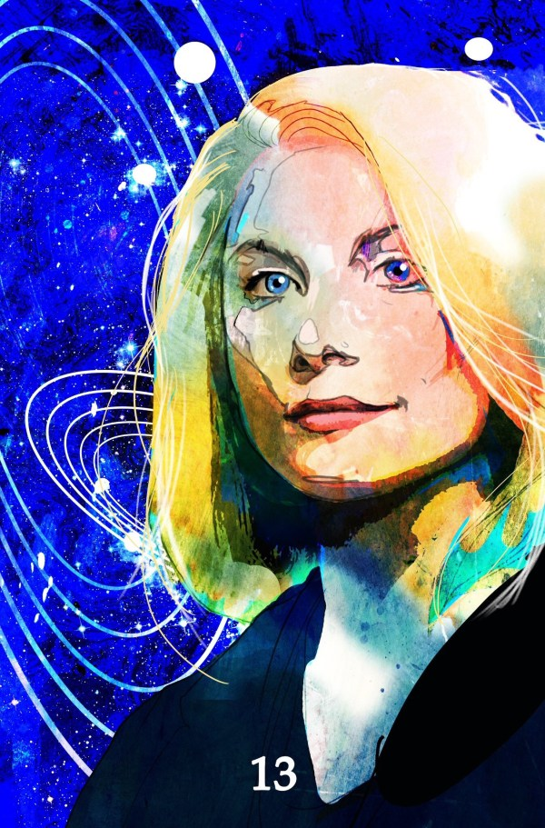 The Thirteenth Doctor by Christian Ward