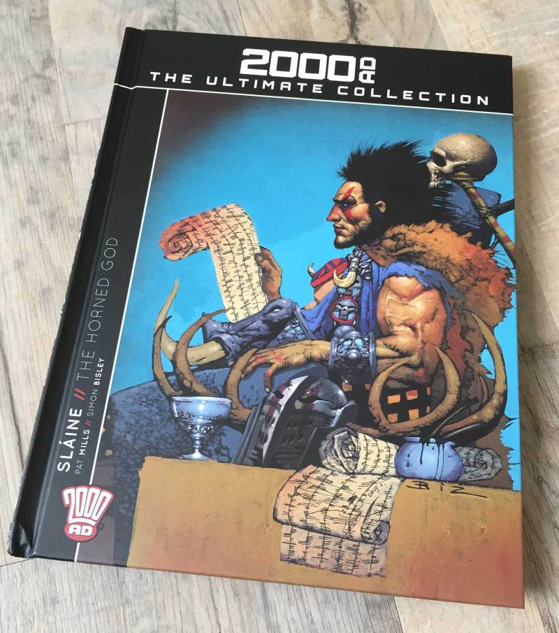 2000AD - The Ultimate Collection - The Horned God