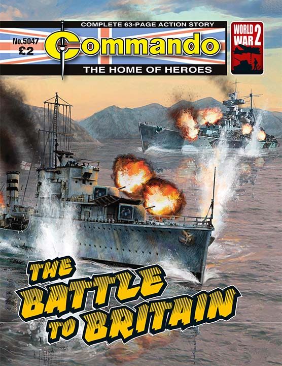 Commando 5047: Home of Heroes: The Battle to Britain