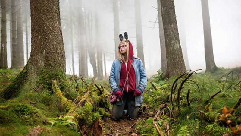 Madison Wolfe as Barbara Thorson in I Kill Giants. Image: XYZ Films