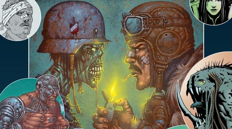 Maximum Mayhem - The Art of David Millgate Volume One