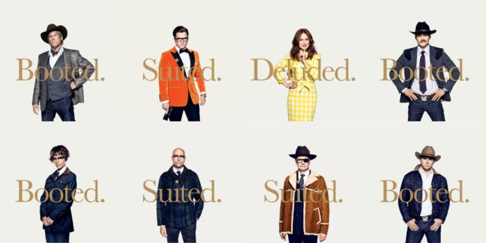 Kingsman: The Golden Circle Posters
