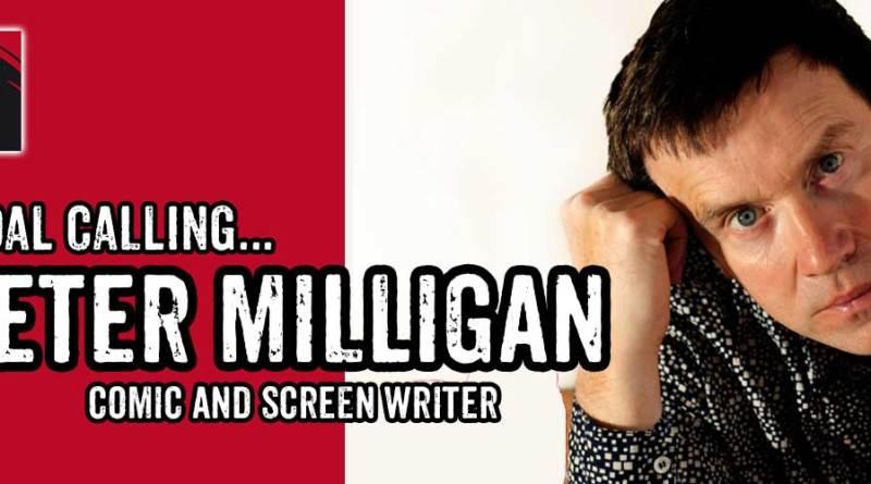 Peter Milligan - LICAF 2017 Banner