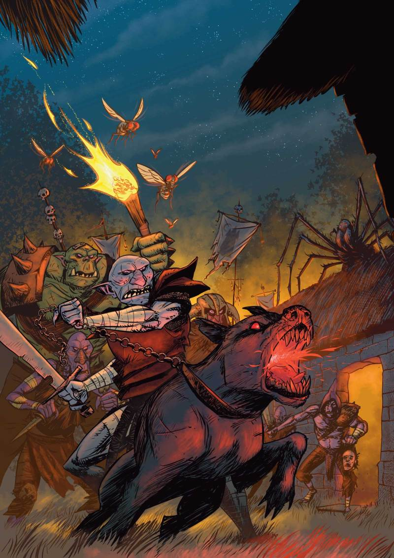 Steve Jackson's The Trolltooth Wars - Coven