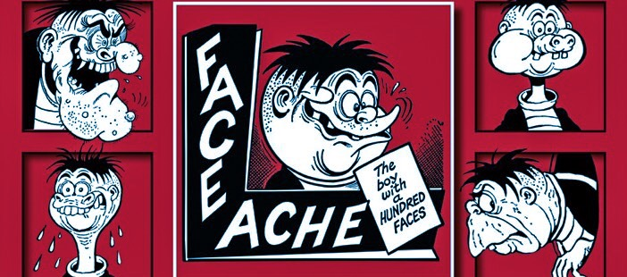 Faceache: The First Hundred Scrunches SNIP