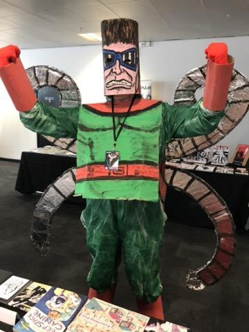 London Super Comic Con 2017 - Doc Ock