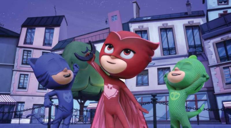 PJ Masks Characters