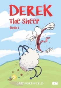 Derek the Sheep - Bog Eyed Books