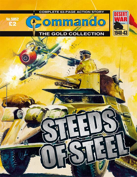 Commando 5052: Gold Collection: Steeds of Steel