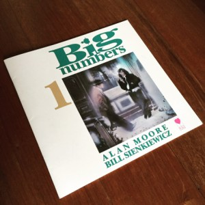 Big Numbers One - Cover