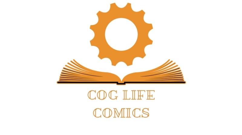 Cog LIfe Comics - Banner