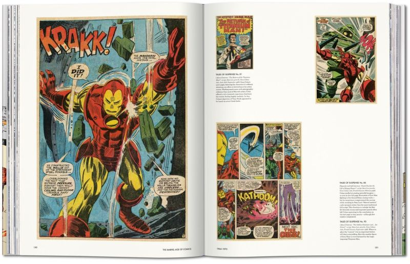 The Marvel Age of Comics 1961–1978 - Sample Pages