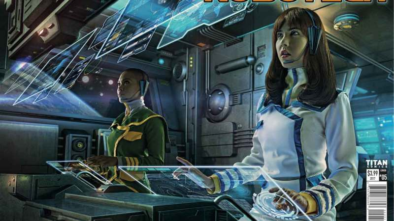 Death of major Robotech character brings Titan's smash-hit first to explosive close, new arc announced