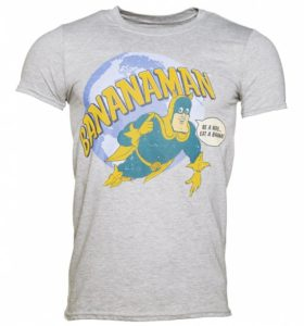 A best seller - the Truffleshuffle Bananaman T-Shirt