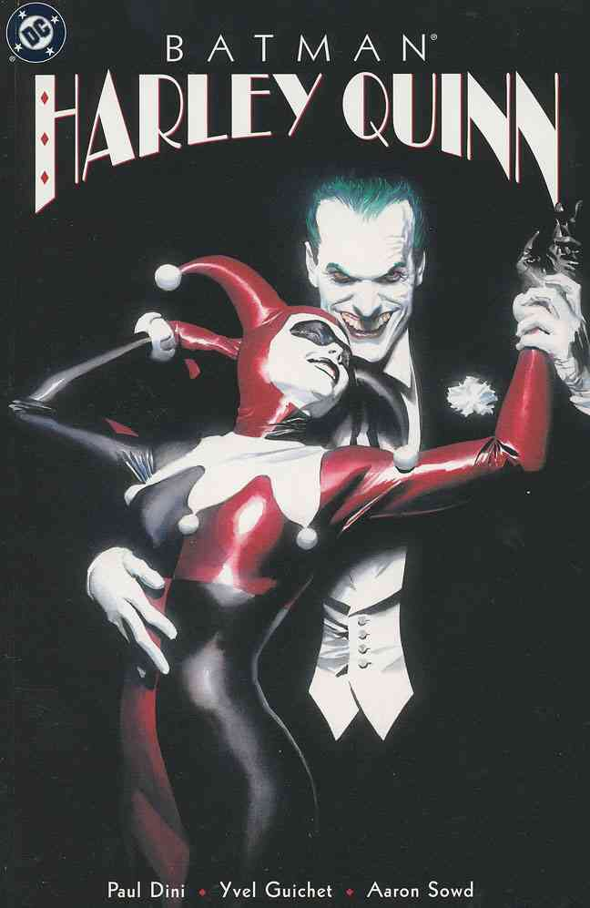 Cover art by Alex Ross