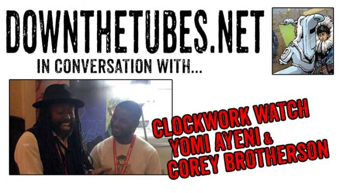 downthetubes In Conversation with Yomi Ayeni and Corey Brotherson