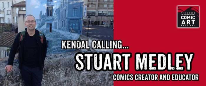 LICAF 2017 - Stuart Medley Banner