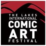 Lakes International Comic Art Festival Logo - LICAF Logo