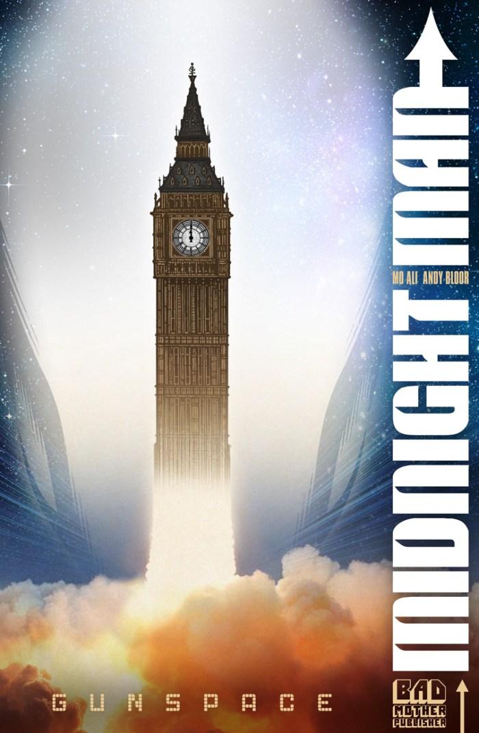 Midnight Man - Gunspace Cover