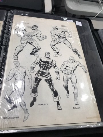 New York Comic Con 2017 Day 1 - Art Find