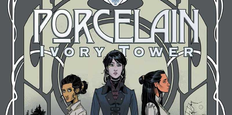 In Review: Porcelain Volume Three – Ivory Tower