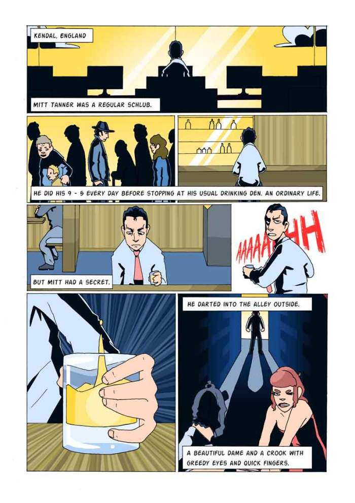 The Mountain by Miles Burchell and Elan McCausland Page 2