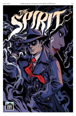 Spirit Centenary Newspaper - Cover
