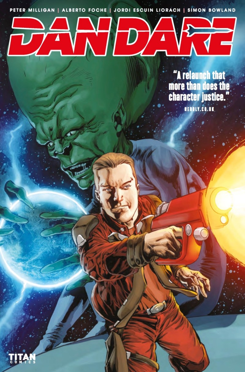 Dan Dare #2 Cover A
