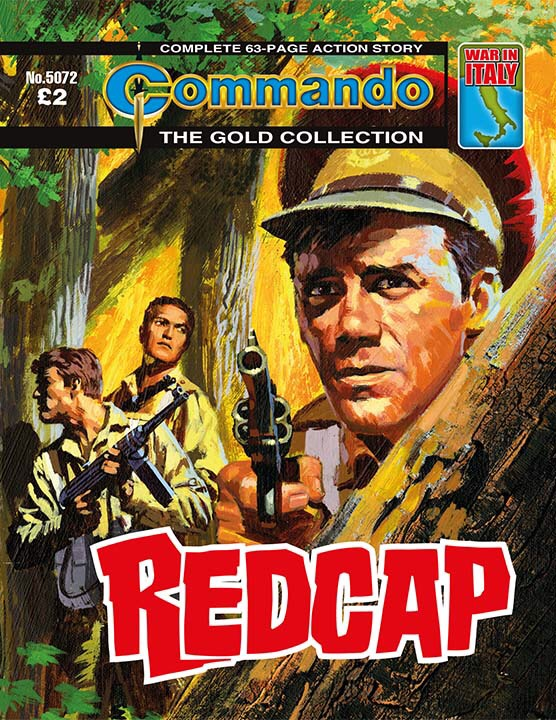 Commando 5072: Gold Collection: Redcap