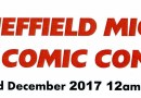 Coming Soon: the first ever Sheffield Micro Comic Con