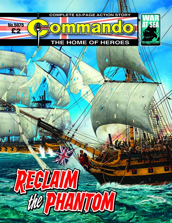 Commando 5075: Home of Heroes - Reclaim the Phantom