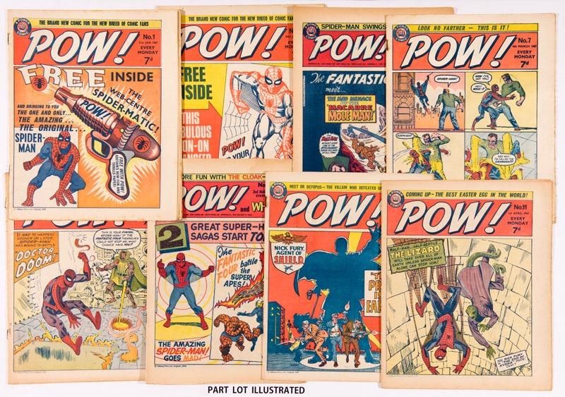 POW! (1967-68) 1-86