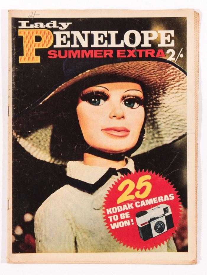 Lady Penelope Summer Extra (1966)
