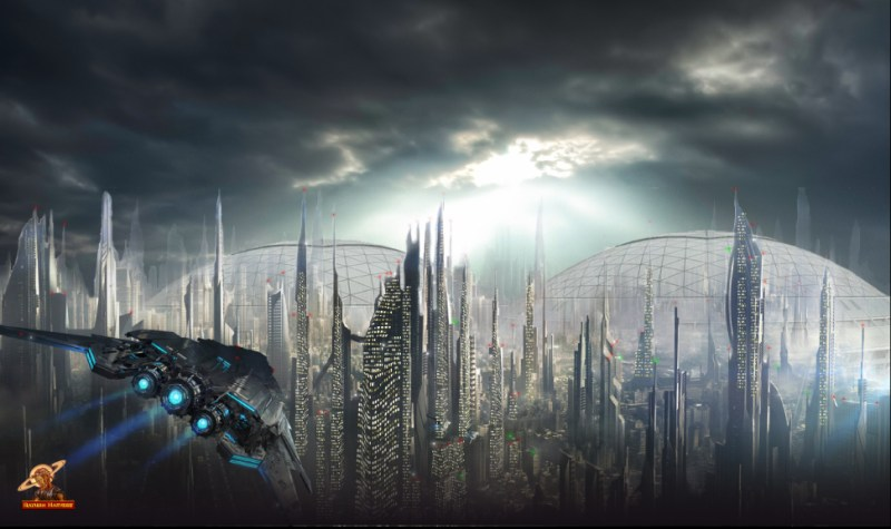 Her birth a mystery, AXA grows up in Dome City, a repressive but advanced mega city hermetically sealed under a dome built after the Great Contamination. The Dome citizens believe they are the last humans on Earth.