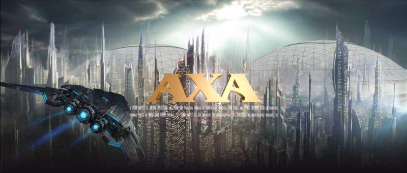 AXA: Battle for the Serpent Gate - Teaser