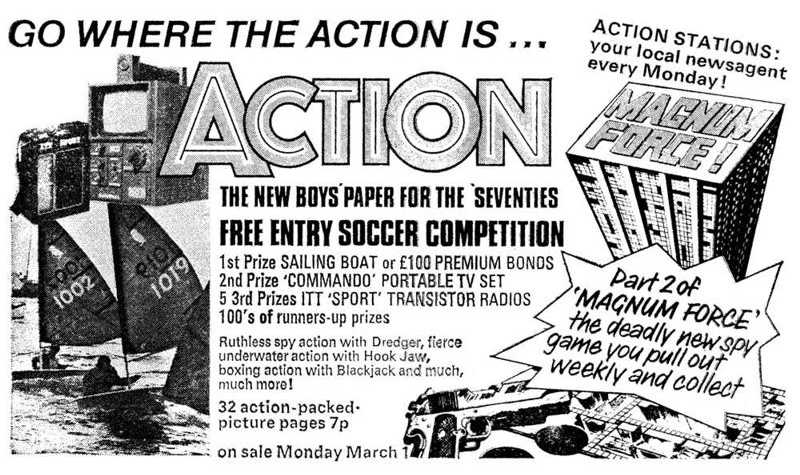 Action - House Ad 4