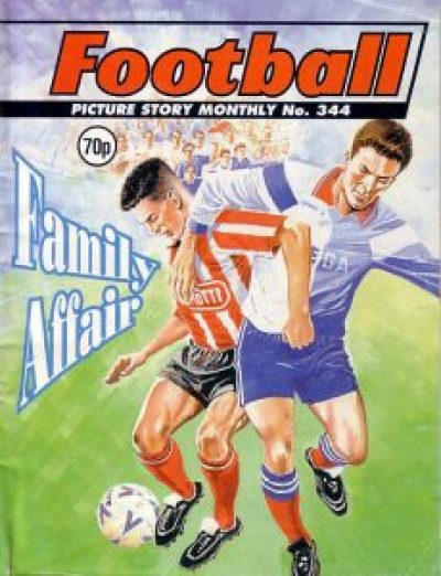 Football Picture Story Monthly - Issue 34 - September 2000