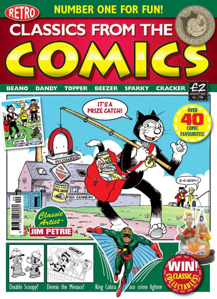 Classics from the Comics Issue 174