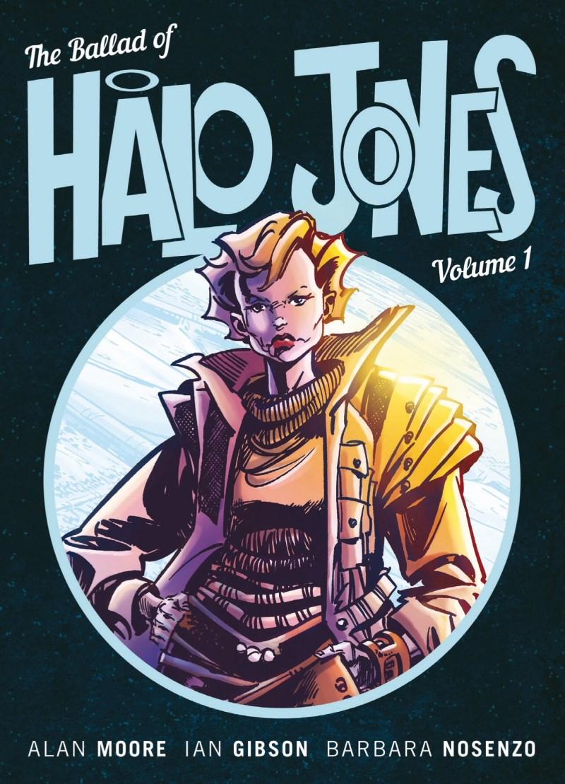 Ballad of Halo Jones Graphic Novel 2018 - Colour