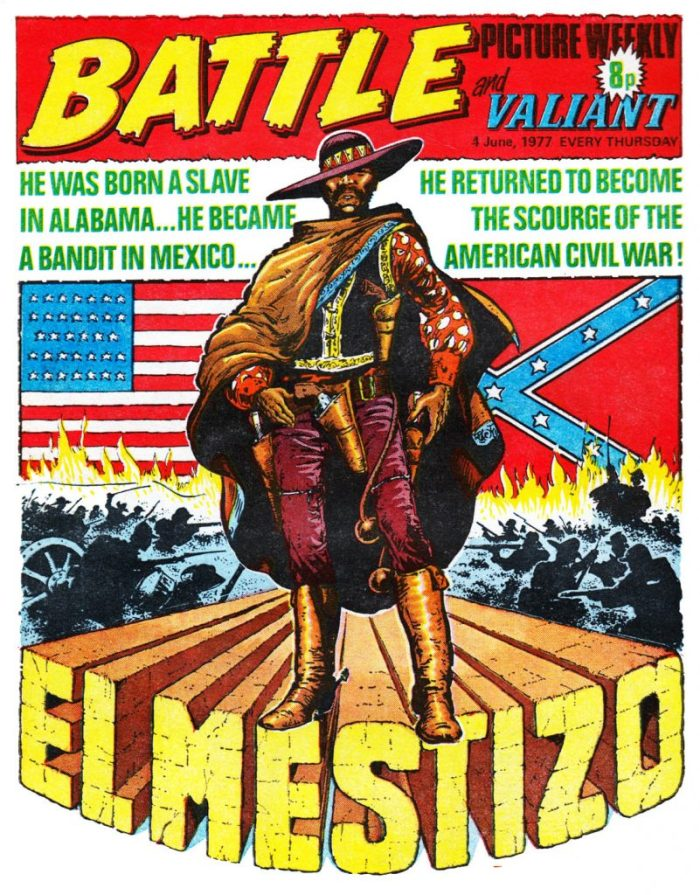 Battle Picture Weekly - El Mestizo