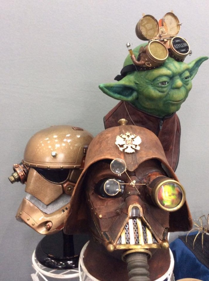 Get ready for Star Wars to meet steampunk with SteamWars