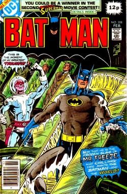 Detective Comics # 308 - Cover