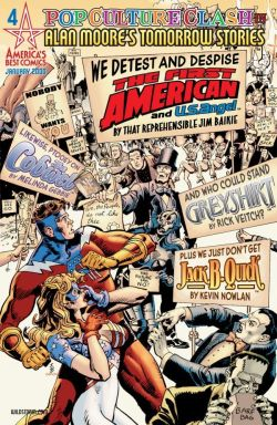 First American #4 - Cover