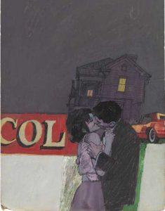 Renato Fratini, Last Night of Summer, c.1965.
