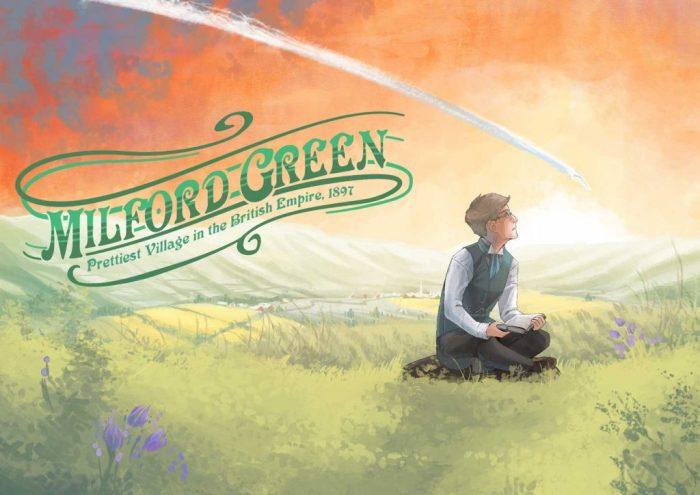 Milford Green - Graphic Novel