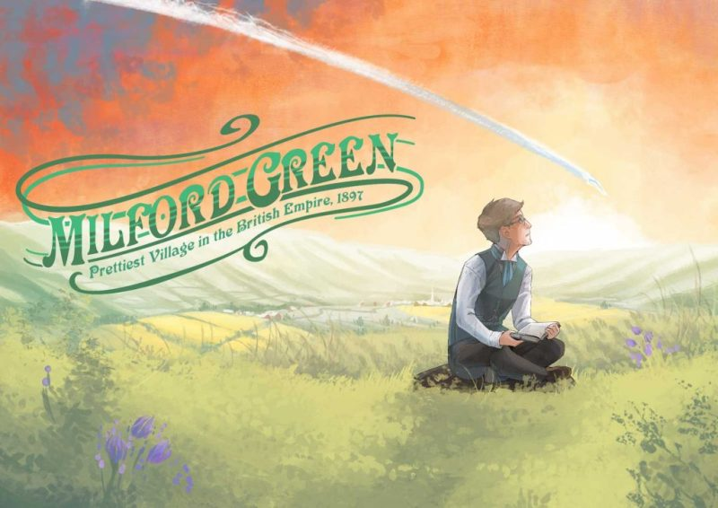 Milford Green - Graphic Novel