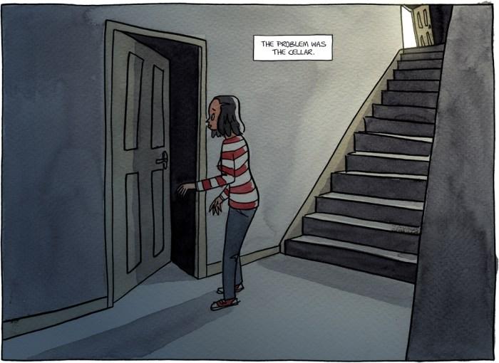 The Three Rooms in Valerie's Head - Cellar