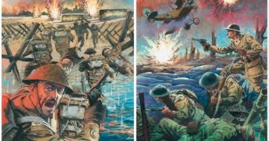 Classics Illustrated World War Specials