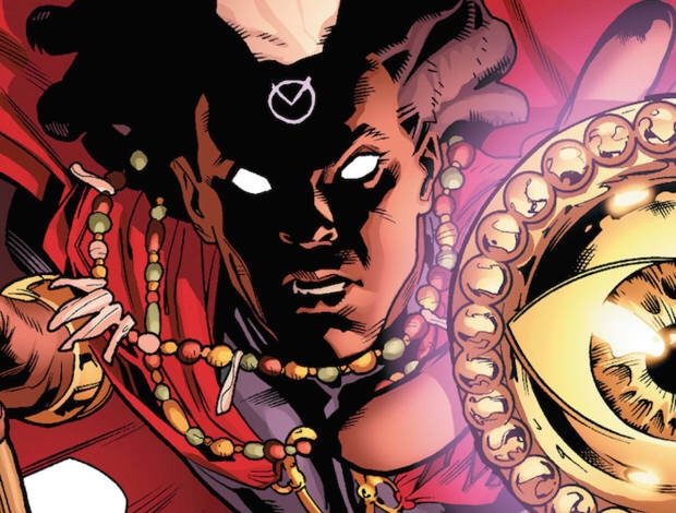Brother Voodoo. Image: Marvel Comics